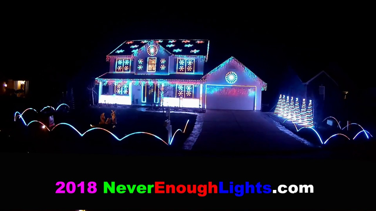 Grinch Christmas Lights.2018 How The Grinch Stole Christmas