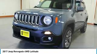 2017 Jeep Renegade Holzhauer Auto and Motorsports Group PF25050