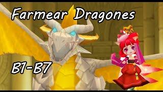como farmear dragones b7 summoners war espaol