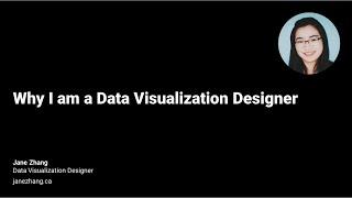 Why I am a Data Visualization Designer