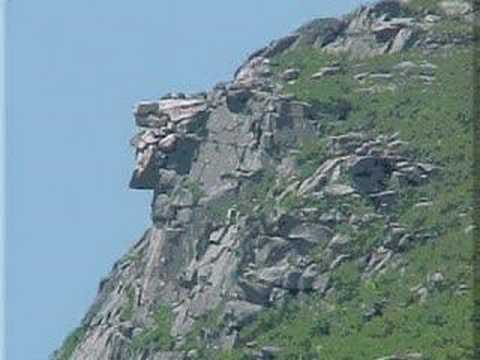 Old Man Of The Mountain - YouTube
