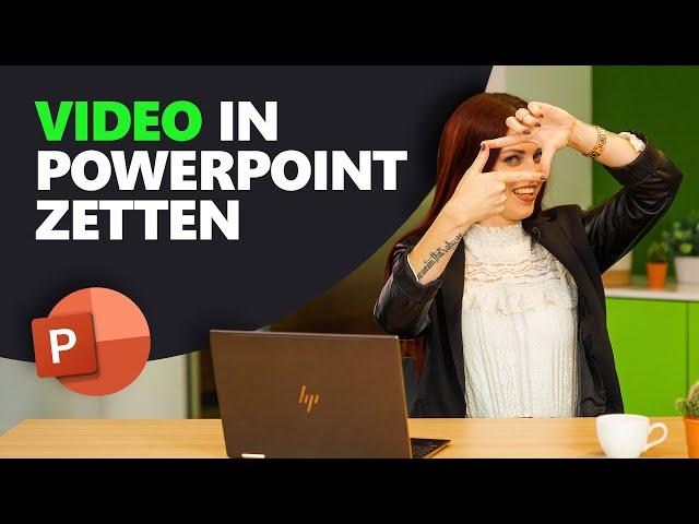 Hoe zet je een filmpje in PowerPoint? | PowerPoint Basics | PPT Solutions