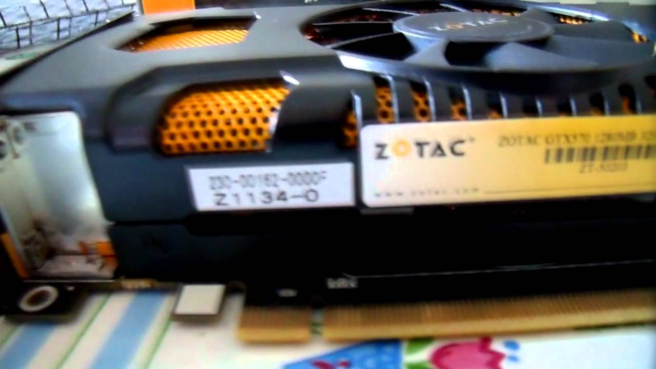 ZOTAC GTX 570 DRIVER FOR MAC