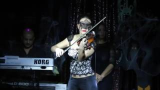 The Violinist Hanine @  loge club-resto
