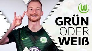 FIFA oder PES? | Grün oder Weiß mit Maximilian Arnold