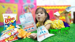 Kiều Anh Siêu Quậy bị dính keo dính Chuột - Trang Vlog