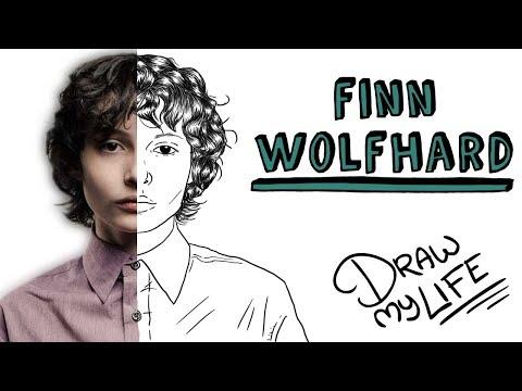 FINN WOLFHARD | Draw My Life