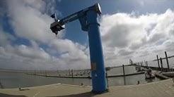 Virtuelle Radtour durch den Juister Hafen und Ort