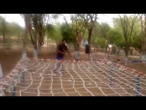 Hyderabad Free Running Parkour