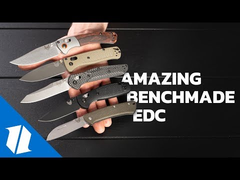 AMAZING Benchmade EDC Knives | Knife Banter Ep. 49