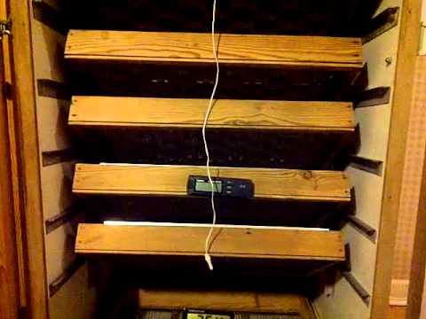 Cabinet Incubator - YouTube