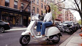 Meet the Riders | Episode 16 | Teresa and her Vespa Primavera 150
