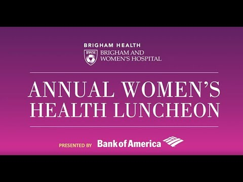 Annual Women's Health Luncheon