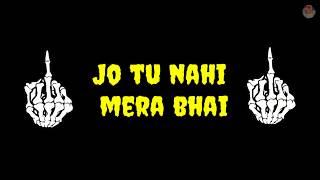 Raftaar SHEIKH CHILLI ( YEH DISS GAANA NAHI HAI ) Whatsapp Status 🙏 | Raftaar New Rap Song