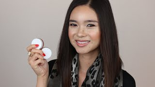 RMS Beauty Lip2Cheek Smile, Modest, Promise Swatches + Review! | Teri Miyahira
