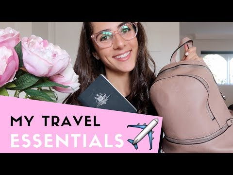 What's In My Travel Bag! | Study With Jess Vlogs - ashburton