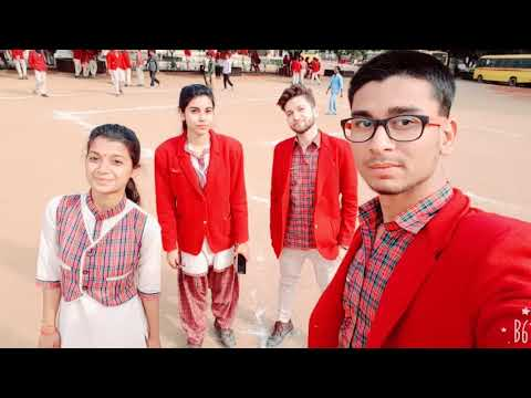 Dav class 12th farewell  2k18 || Dav Public school Deoghar