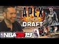 Download Nba 2k19 Apex Legends Draft