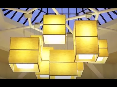 Custom architectural lighting solutions in action acuity brands