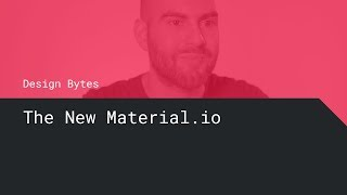 The New Material.io