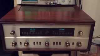 """Fisher 800-B Tube Receiver Restored to AEA's """"Gold Level"""""""