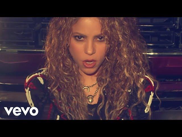 Shakira Maluma Summer In Hot Clandestino Grammycom