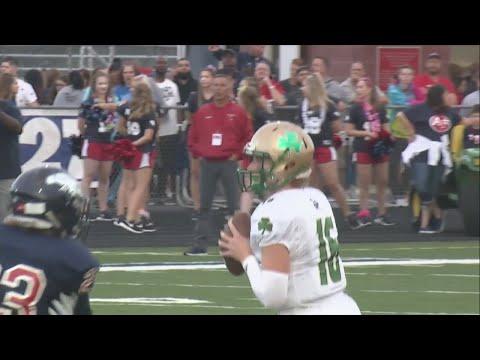 Austintown Fitch Vs. Ursuline High School Football Game Part 1