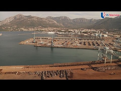 US Television - Montenegro (Port of Bar)
