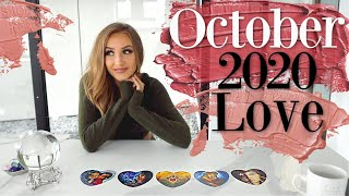 October 2020 LOVE LIFE Prediction (PICK A CARD)