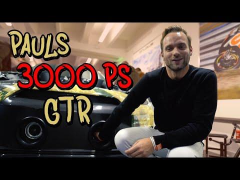 Pauls 3000 PS GTR | Materialmord Racing | Philipp Kaess |