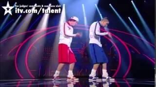 Крутые танцоры!(Крутые танцоры! Все выступления дуэта танцоров из Британии, под названием