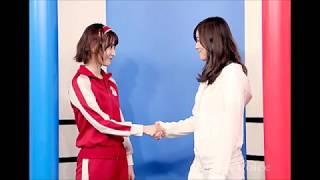 SKE48松井珠理奈HKT48/AKB48宮脇咲良が8月16日、「...