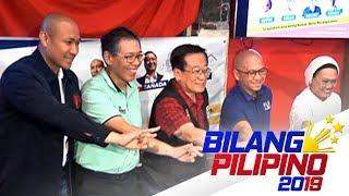 Otso Diretso, hinamon ng debate ang mga kandidato ng Hugpong ng Pagbabago