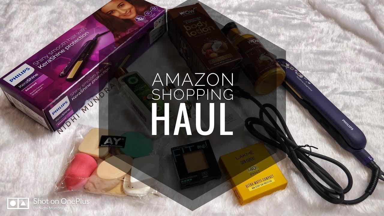 Amazon Shopping Haul