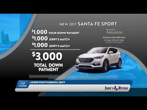 Jerry's Hyundai - Black Friday Sales Event