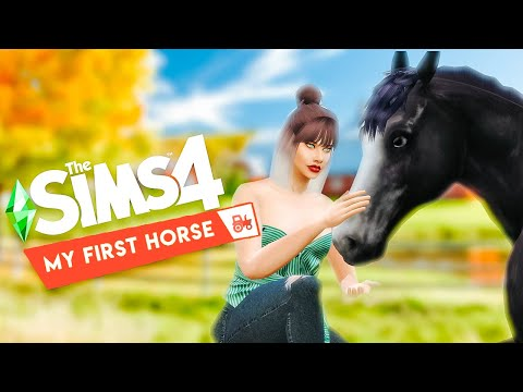 ⚠️🚨 FINALLY WE GOT HORSES In The Sims 4!🐴🌿