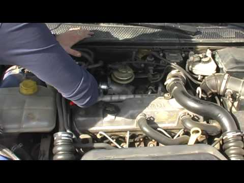 Фото к видео: Ford Focus 1.8 TDDI EGR Cleaning