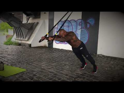 Urban TRX workout by RPT1