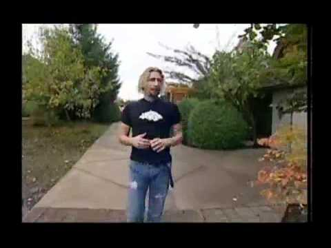 Nickelback   Video   Mtv Cribs   Chad Kroeger