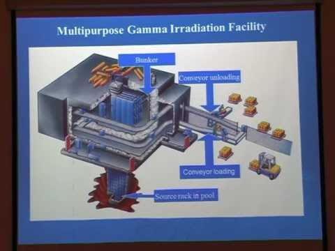 Gamma Irradiation Facility Youtube