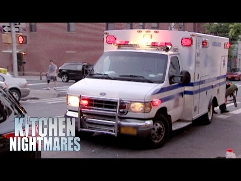 Rotten Lobster Almost Kills A Customer – Kitchen Nightmares