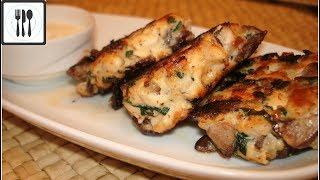 Рубленые куриные котлеты с грибами. Оладьи из куриного филе/Chopped chicken cutlet with mashrooms