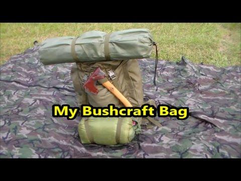 My Bushcraft Bag