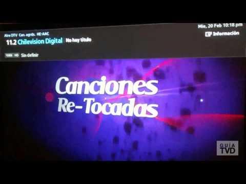 Canales HD en TV Digital Abierta, Gran Santiago | Nov 2014