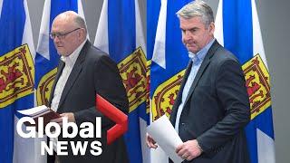 Coronavirus outbreak: 1 new death related to COVID-19 in Nova Scotia, 2 new cases | FULL
