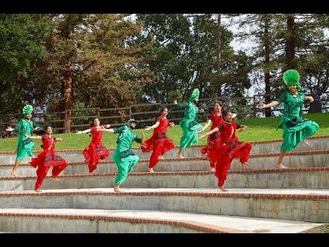 Bhangra Empire - Salute Freestyle