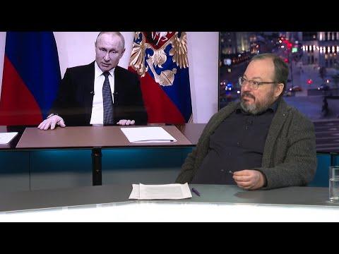 В третий раз закинул Путин свой невод...