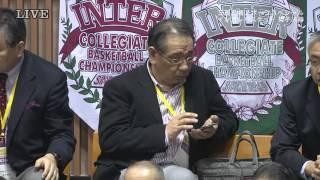 全日本大学バスケ2015 男子決勝 東海大学 vs 筑波大学 修正Ver thumbnail