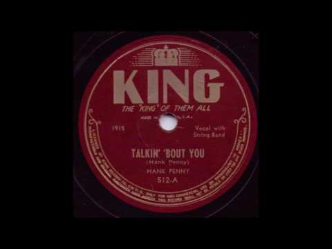 Talkin' 'bout You - Hank Penny