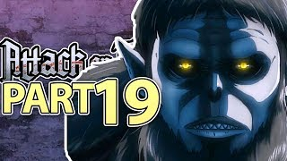 BEAST TITAN APPEARS! | Attack on Titan 2 (AOT 2) Gameplay Walkthrough Part 19 (PS4/PC)